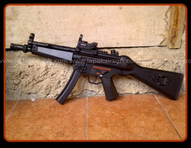 mp5A4 full - second