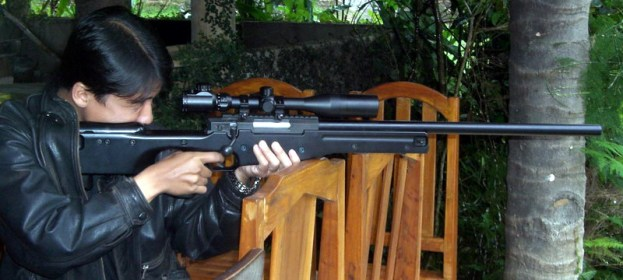 Arctic Warfare L96A1 Airsoft gun