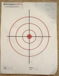 Grouping full auto 65feet BB 0.25 gr by CM-030