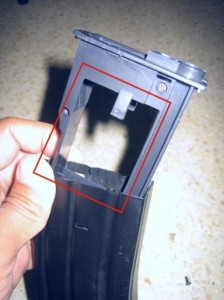 Foto mag setelah berhasil dibuka.