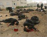 Polisi jadi korban pembomban pesawat tempur Israel