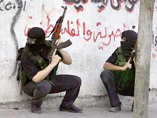 Hamas merebut kota Gaza dari Fatah