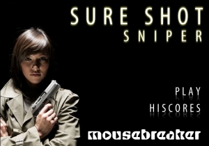 cover sureshot sniper