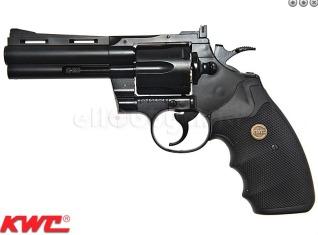 KWC revolver 357 4inch b