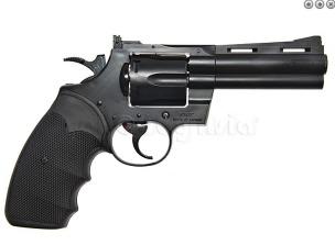 KWC revolver 357 4inch d