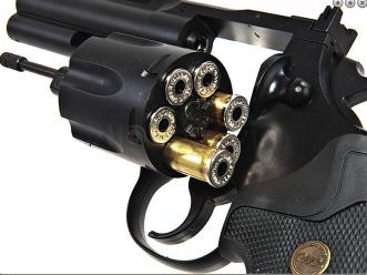 KWC revolver 357 4inch e