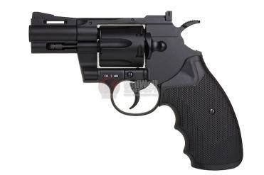 KWC revolver 357