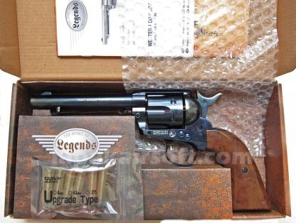 Umarex Wingun Colt SAA 45 CO2 blue