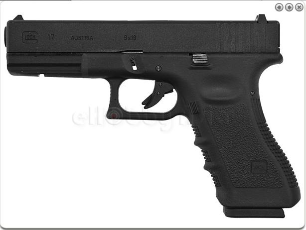 H3KP Glock 17