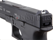 KSC G19 GBB Pistol  Metal Slide Version 10