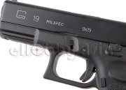 KSC G19 GBB Pistol  Metal Slide Version 4
