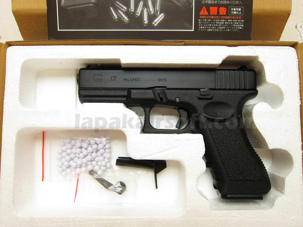 KSC Glock 17