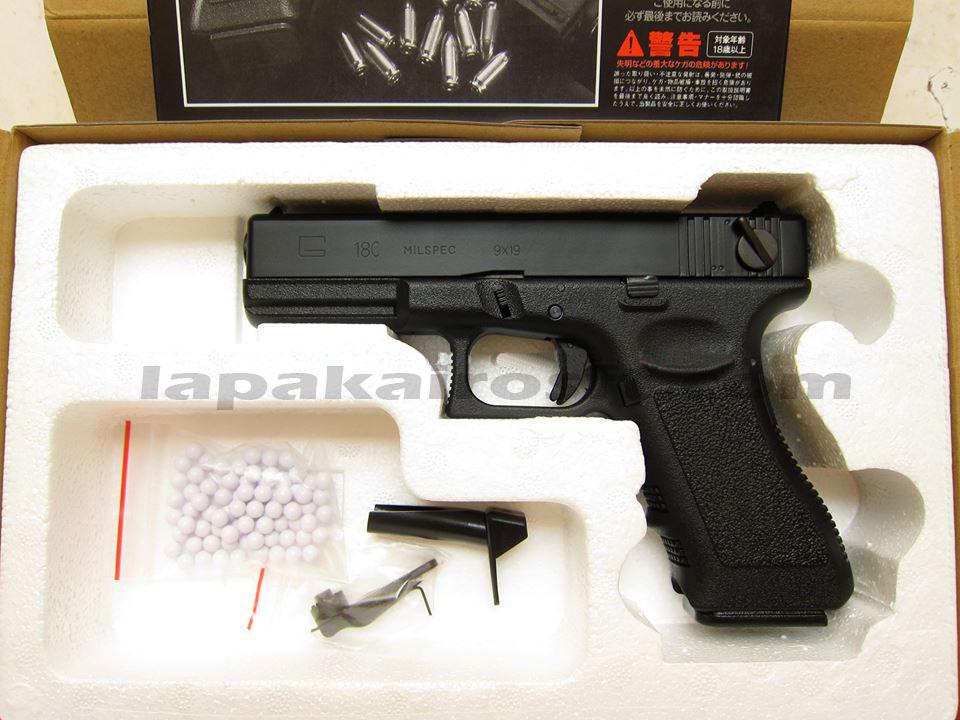 Glock   LAPAKAIRSOFT COM   Jual Airsoft Gun & Senapan Angin