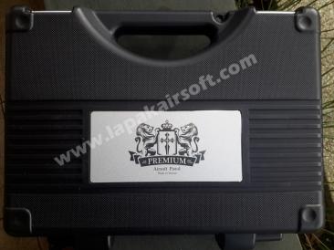 stark arms vfc premium pistol Glock 19 CO2 version2