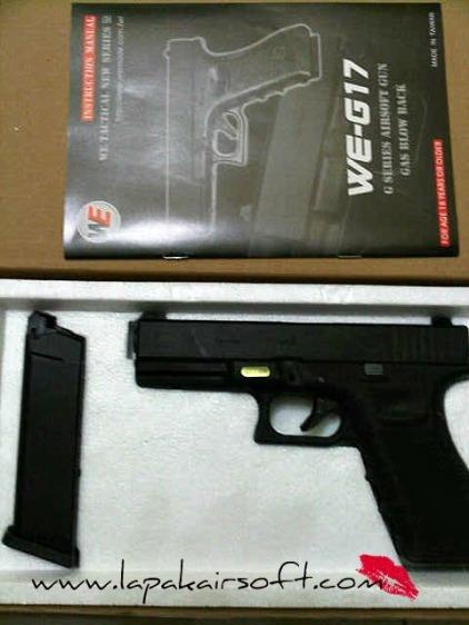 WE glock 17