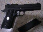 Jual Pistol Airsoft Second : WE Knighthawk