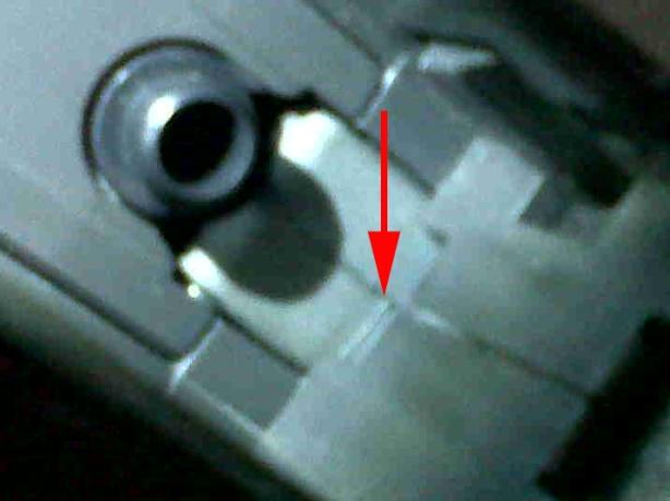 G3SG1 gearbox retak rambut