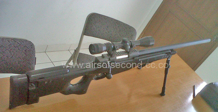 Jual Airsoft Gun Second Well L96 Airsoft Gas Sniper Rifle Lapakairsoft Com Jual Airsoft Gun Senapan Angin