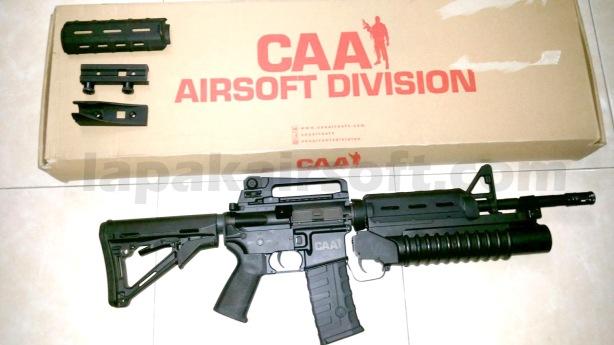 CAA M4MOE custom m203