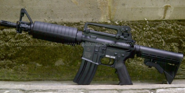 colt commando m933
