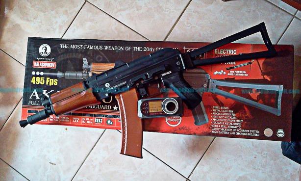 Cybergun AKS74U hsl krono