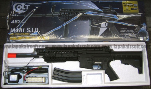 Cybergun M4 S-System