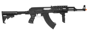 CYMA AK Tactical Sopmod4