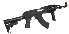 CYMA AK Tactical Sopmod5