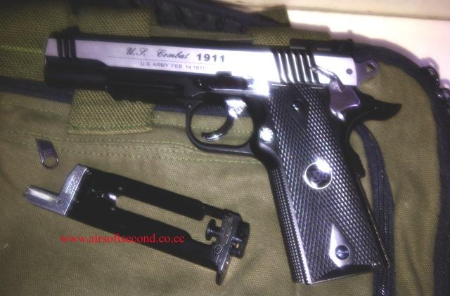 Wingun M1911 Dual Tone