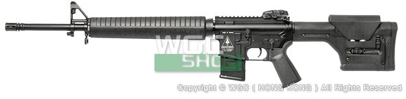 KWA M16 Battle Rifle Custom with Magpul PRS Kit