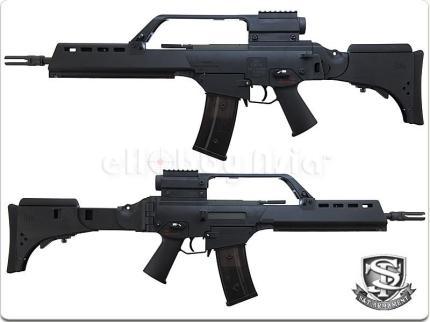 S&T-Umarex G36KV Black