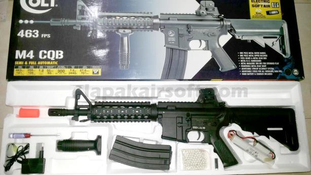 Cybergun M4CQBR abs