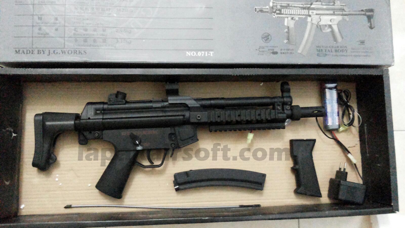 CYMA MP5RAS