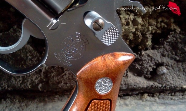 Tanaka M60 marking engraved