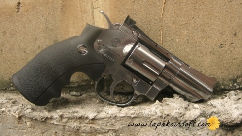 Wingun Revolver 2.5 inch airgun
