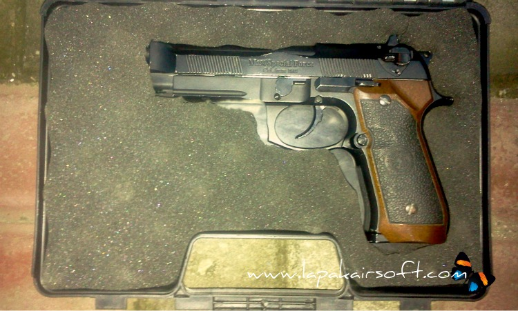 Jual airsoft second murah HFC M9A1