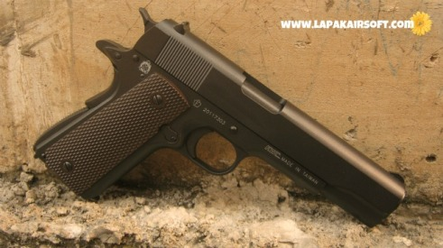 KWC M1911 Full Metal w/blowback