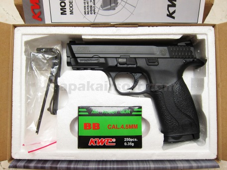 KWC M&P40 airgun
