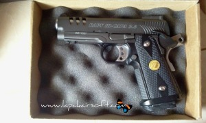 Jual Airsoft Second : WE Baby Hicapa 3.8