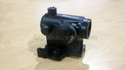 aimpoint micro T1 black