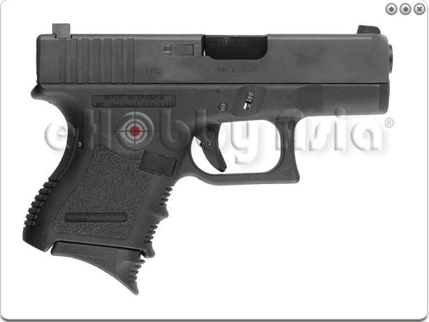 WE Glock 27 2