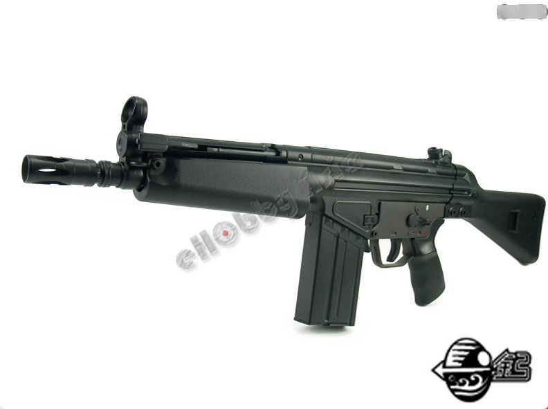 Jing Gong G3 Shorty T3MC51 Airsoft AEG popor