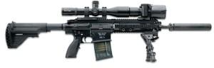 Sniper HK 417
