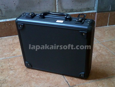 aluminium gun case all black2