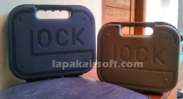 Glock hardcase