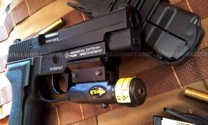 Laser BSA