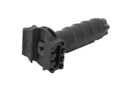 Vertical Grip GG Grip with siderail Black2