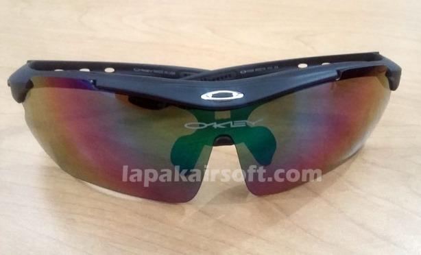 Kacamata oakley 5 lensa2