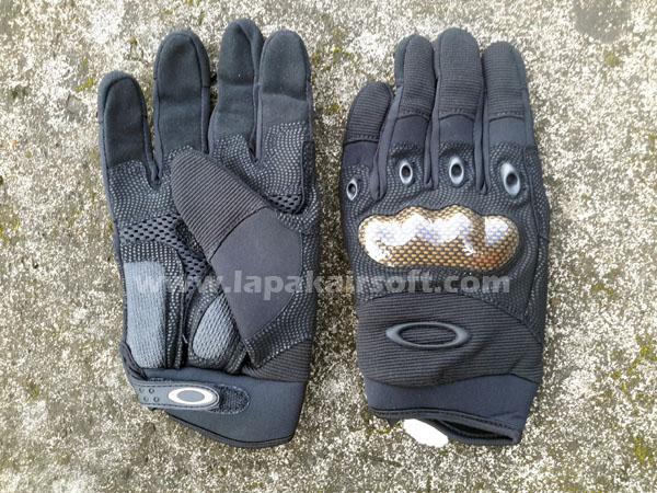 Glove Oakley black full finger