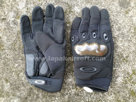 Glove Oakley black full finger